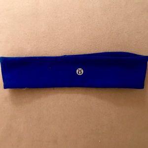 Royal Blue Lululemon Headband